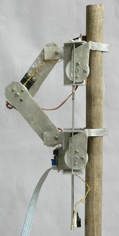 尺蠖机器人